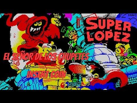 Super López: El señor de los chupetes (2017) - Spectrum