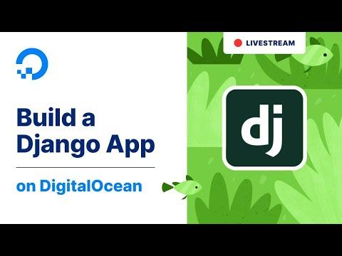 Build a Web App With Django | 1-Hour Tech Talk