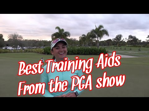 Favorite Training Aids from PGA Show (Training Aid Tuesday)