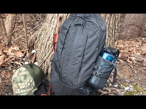 Helikon Groundhog Backpack: Really Good Bag with Some GREAT Features