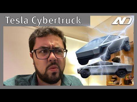 Tesla Cybertruck - Mi opinión