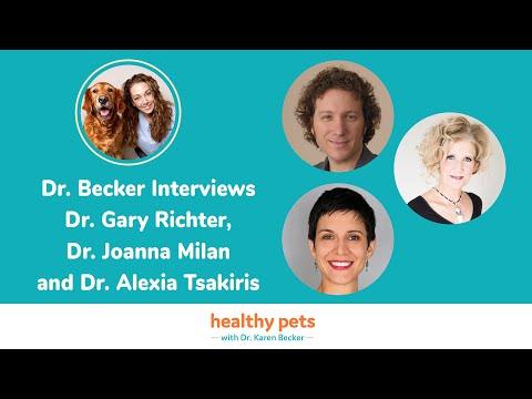 Dr. Becker Interviews Dr. Gary Richter, Dr. Joanna Milan and Dr. Alexia Tsakiris