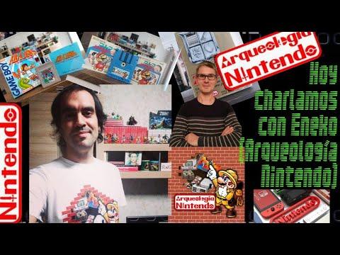 Hoy charlamos con Eneko (Arqueología Nintendo)