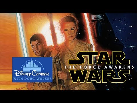 Star Wars: The Force Awakens - Disneycember