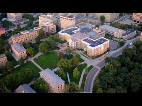 Soaring over campus