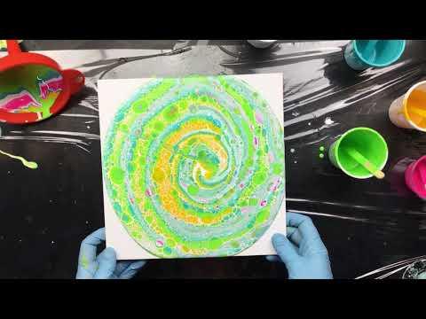 ( 947 ) Acrylic funnel pour