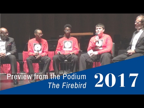 ASO Preview from the Podium: The Firebird