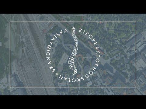 KI campus Solna - ny adress för Skandinaviska Kiropraktorhögskolan