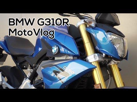 Motosx1000: MotoVlog BMW G310R - En Ciudad -