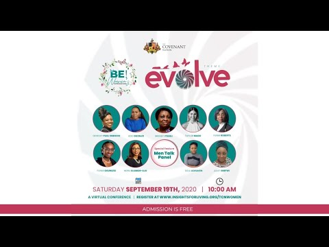 EVOLVE  BE! Women's Conference 2020  190920