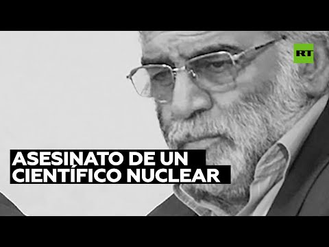 El presidente de Irán acusa a Israel de asesinar a su científico nuclear