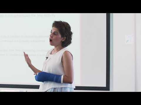 Sinem Coleri Ergen, Koc University - part 3 of 3 - HSSCPS 2018