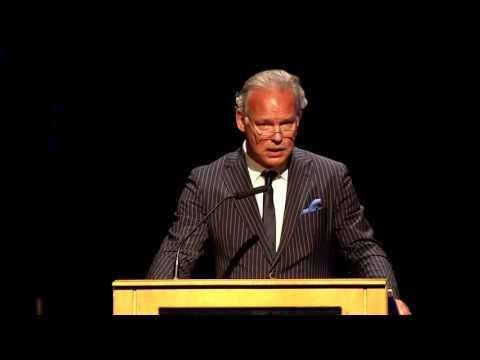 Rede von Hermann Albers bei der Eröffnung der Messe Husum Wind 2015