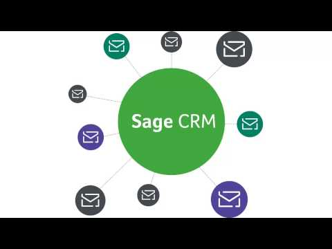 Sage CRM Working with MailChimp and Sage CRM