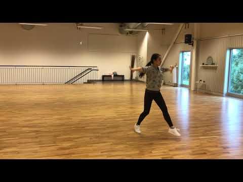 Aerobic Gymnastics Nivå 4 - 12-13 Fram