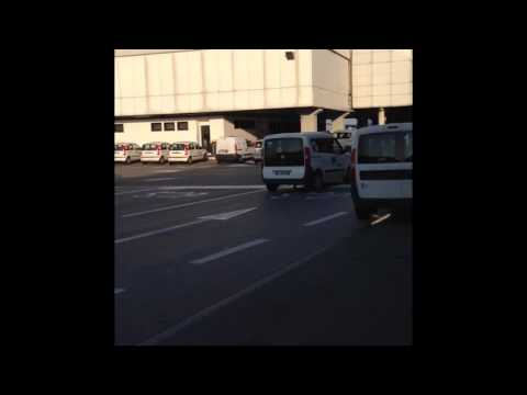"How to ignore a ""STOP"" sign at Rome airp…"