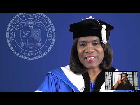 TSU 2020 Virtual Commencement