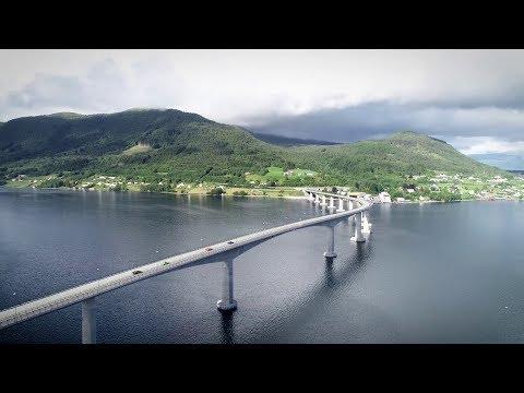 Lamborghini Norway Tour: discovering fairy-tale Norwegian fjords