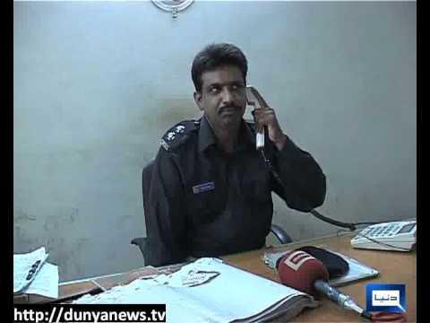 Amazing Police Station of Karachi
