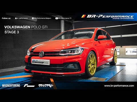 Volkswagen Polo GTI 2.0TSI / Stage 3 By BR-Performance / IS38 Turbo