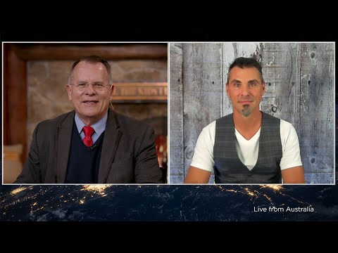 Charis Daily Live Bible Study: Robert Fenske - Trust,Dwell,Delight and Commit - February 25, 2021