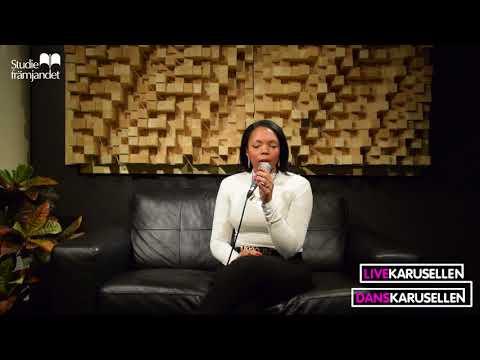 Jeanette Coron intervju - Livekarusellen - Katapulten 2018