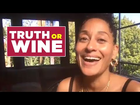 Tracee Ellis Ross Plays Truth Or Wine