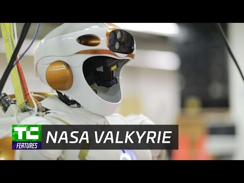 Northeastern puts NASA's Valkyrie space robots through its paces