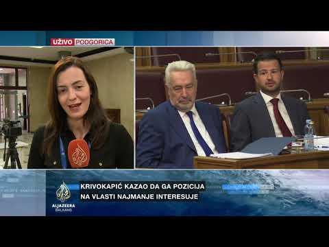 Premijer Crne Gore odbacio mogućnost preispitivanja povjerenja vladi