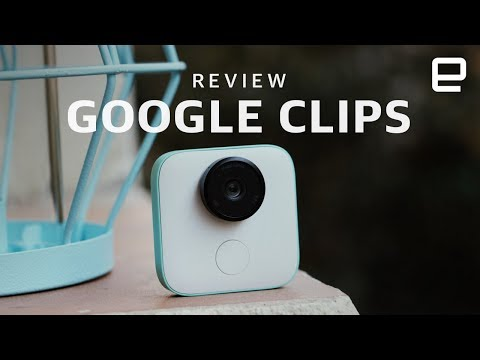 Google Clips Review - UC-6OW5aJYBFM33zXQlBKPNA