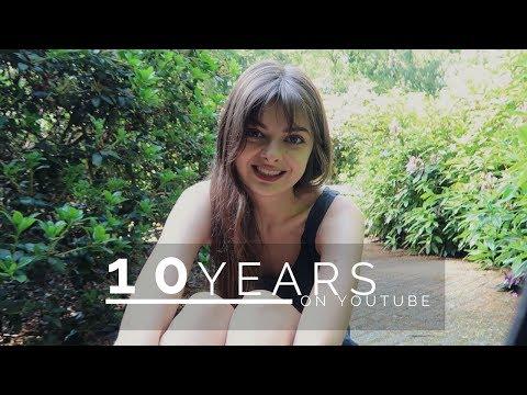 Celebrating 10 Years On YouTube!