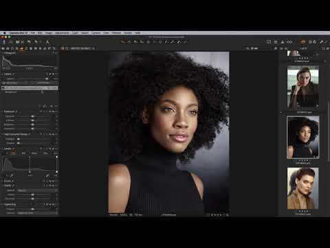 Introduction to Editorial Color Grading Styles by Michael Woloszynowicz   Capture One Styles