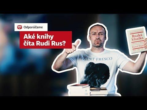 Knižné tipy Rudiho Rusa: Poriadna dávka smiechu, strachu a krvi!