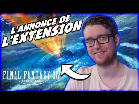 L annonce de la prochaine extension de FFXIV ! Le près show🔥🔥