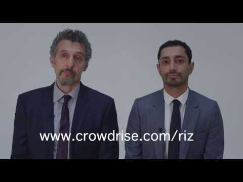 Riz Ahmed & John Turturro - Support for Syria Now
