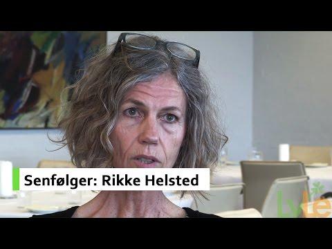 Senfølger - Rikke Helsted, Patient og Overlæge