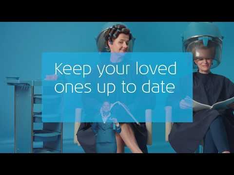"""KLM Family Updates """"Hairdresser"""""""