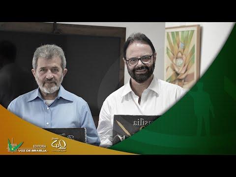 Entrevista com Gonzaga Patriota | Jornalista Paulo Fayad thumbnail