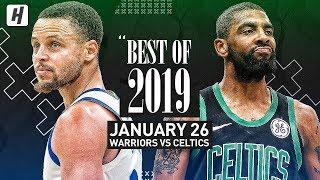 Best of 2019: Golden State Warriors vs Boston Celtics - Full Game Highlights | January 26, 2019