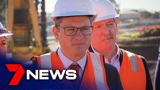 Construction of Flinders Link underway at Tonsley | Adelaide | 7NEWS