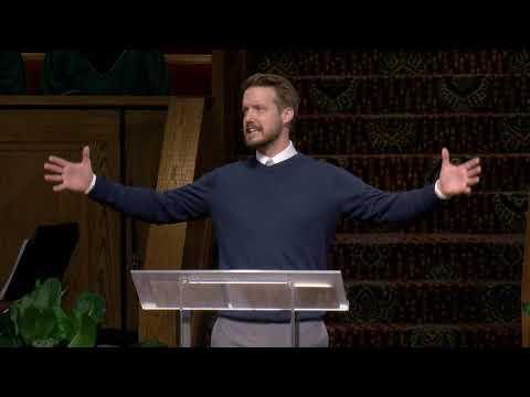 Sermon - 01/05/2020 - Pastor Ben Anderson - Christ Church Nashville