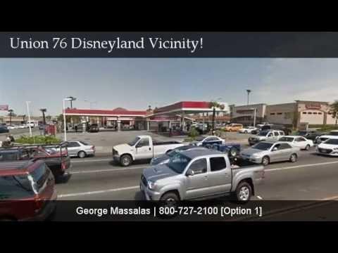 Current Union 76 Station Disneyland Vicinity!