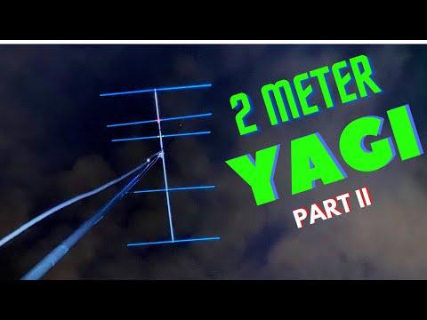 2 Meter Yagi Part II
