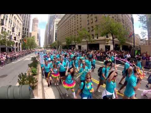 Salesforce at San Francisco Pride 2015 - EM020192