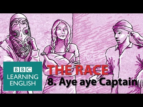 DRAMA: The Race: Episode 8 - Aye aye Captain Phil!