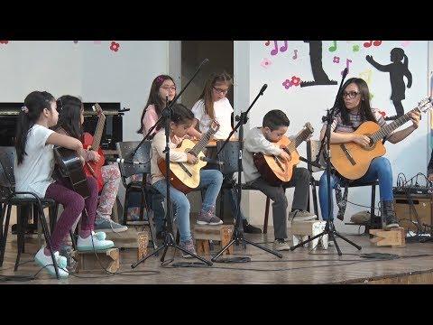 Exitosa primera audición de los 70 músicxs participantes del Plan Niños