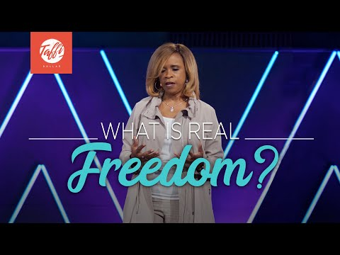 What Is Real Freedom?