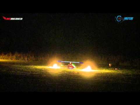 Müthiş bir Gece Uçuşu - Helimaster 2012