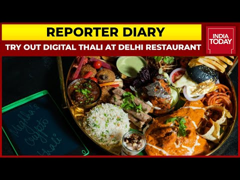 Delhi Restaurant Offers Digital Thali, Consumers Can Pay In Bitcoin | Reporter Diary