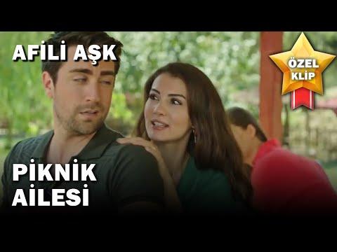 Ayşe ve Kerem'in Ailesi Piknikte! - Afili Aşk Özel Klip